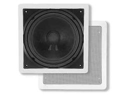 Monoprice 104928 10-Inch Passive In-Wall Subwoofer