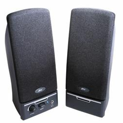 Cyber Acoustics 2.0 Powered Computer Speakers