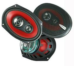 """JBL STAGE 9603 6X9/"""" 3-WAY 210W MAX 4 OHMS COAXIAL CAR AUDIO STEREO SPEAKERS NEW"""