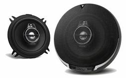 "Kenwood KFC-1395PS 5-1/4"" Round 3-Way Speakers - Pair"
