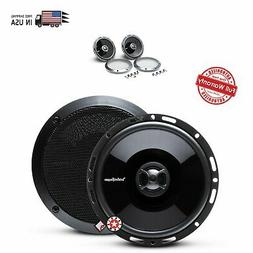 "2) Rockford Fosgate P1650 6.5"" 2-Way Full Range Car Audio Co"