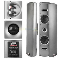 2 pack dual 4 home theater indoor
