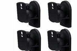 2 pair Universal Bose Jewel Cube Speaker Wall Mount - Stand