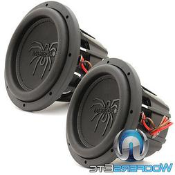 """SOUNDSTREAM T5.104 PRO SUBS 10"""" 3600W MAX DUAL 4-OHM SUBWOO"""