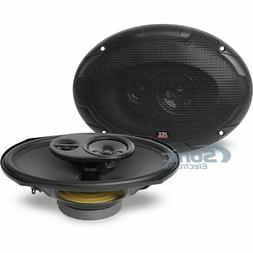 "4) Rockville 6x9"" Car Speakers+Kicker 12"" Subwoofer+5-Channe"