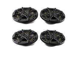 "4) KICKER DS60 6.5"" 400 Watt 2-Way Car Coaxial Audio Speaker"