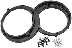 Hawg Wired 6.5 Speaker Adapter Rings Xc AR65XC