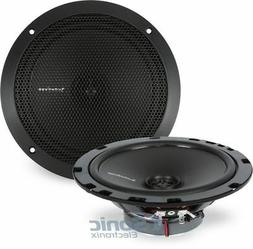 "ROCKFORD FOSGATE 6.75"" 6-3/4 180W 2-Way Full Range Car Audio"