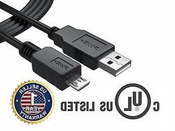 6 Ft Micro USB Speaker Power Cable for DOSS Touch V4.0, Oont