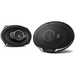 Kenwood 600 Watts Performance Series 6x9 Inches Oval 4-Way C