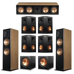 Klipsch 7.2 Cherry System with 2 RF-7III Floorstanding Speak