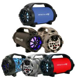750 watts rechargeable amplified portable bluetooth speaker