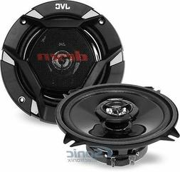 """Jvc - 5-1/4"""" 2-way Car Speakers With Carbon Mica Cones  - Bl"""