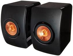 KEF LS50 Mini Monitor - High Gloss Piano Black