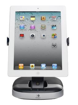 Logitech Speaker Stand with Charging Station for iPad