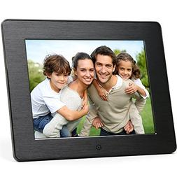 Micca 8-Inch Digital Photo Frame With High Resolution LCD an
