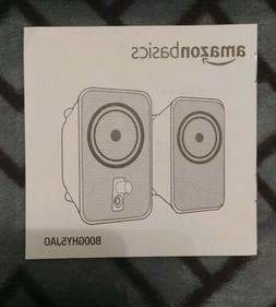 AmazonBasics A150 Multimedia Speakers