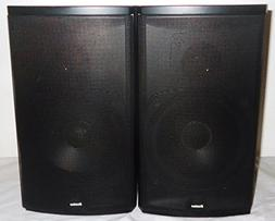 Boston Acoustics CR6 2 Way 2 Driver Max 100 Watt Bookshelf S