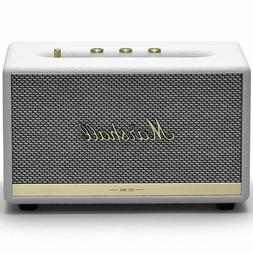 Marshall Acton II 50W Wireless Bluetooth Home Speaker - Whit