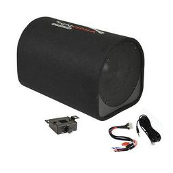 """Audiopipe APDX10A 10"""" Single Ported Bass Tube Enclosure 500W"""