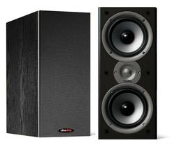 Polk Audio Monitor 40 Series II BLACK Bookshelf Speakers NEW