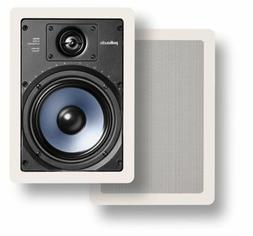 audio rc65i 2 way in wall speakers
