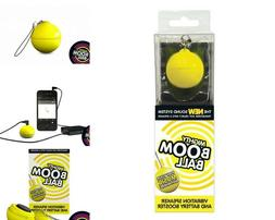 Mighty Boom Ball Audio Speakers Stocking Stuffer Phone Table