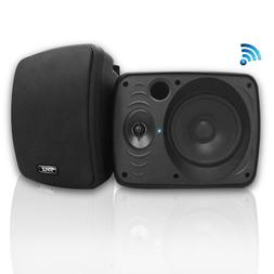 "BLUETOOTH 5.2"" 600W WATERPROOF WALL MOUNT SPEAKERS INDOOR OU"