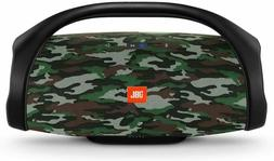 JBL Boombox Portable Bluetooth Waterproof Speaker Camouflage