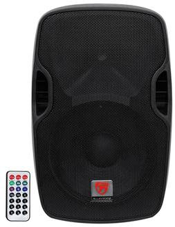 Rockville BPA12 12 Professional Powered Active 600w DJ PA Sp