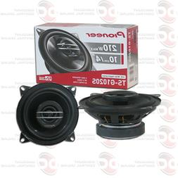 "NEW PIONEER 4"" 4 INCH 2-WAY COAXIAL COAX CAR AUDIO SPEAKERS"
