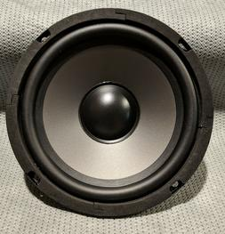"""BRAND NEW 6.5"""" Poly Cone Rubber Surround Woofer Speaker 4 oh"""