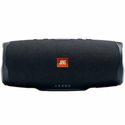 charge 4 portable wireless bluetooth speaker black