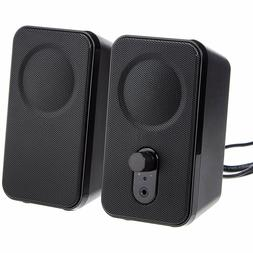 AmazonBasics Computer Speakers for Desktop or Laptop | AC-Po