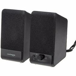 AmazonBasics Computer Speakers for Desktop or Laptop | USB-P