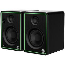 "Mackie CR4-X 4"" Active Powered Studio Monitor Recording Spea"