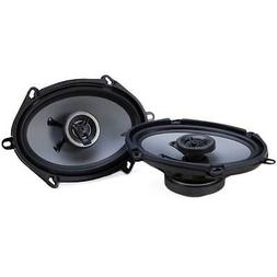 "Crunch CS5768CX Full Range Coaxial Car Speaker, 5""x7""/6""x8"""