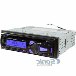 Dual Electronics DC206BT Multimedia 3.7 inch Single DIN Car
