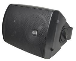 Dual 125W Three-Way Speakers, Indoor/Outdoor Pair of Two in
