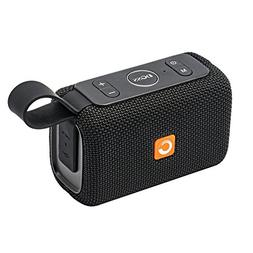 DOSS E-go Portable Bluetooth Speaker with Loud Volume, Incre