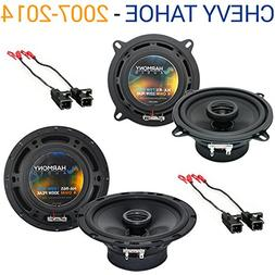 fits chevy tahoe speaker replacement