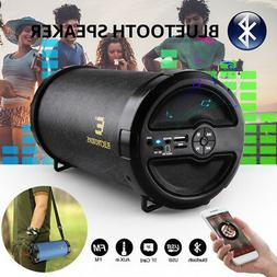 fm radio wireless bluetooth speakers universal