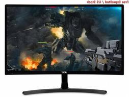 "Acer Gaming Monitor 23.6"" Curved ED242QR Abidpx 1920 x 108"