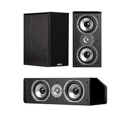 Polk Audio Home Theater Speakers  - Black