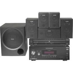 Sony HT-7550DH XM-Ready Five-Disc DVD Component Home Theater