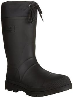 Kamik Men's Hunter-M Snow Boot Black 8 M US