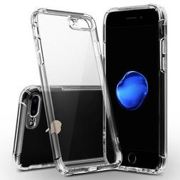 For iPhone 8 Plus 7 Plus Case  DustProof Speakers Clear