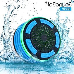 SoundBot IPX7 Waterproof 5W Bluetooth Wi