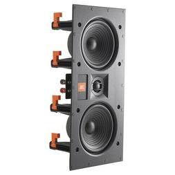 Leviton JBL Dual 5.25-In Frameless In-Wall Center Speaker, S