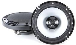 "KENWOOD KFC-1666S 600W 6.5"" KFC 2-Way Coaxial Car Speakers P"